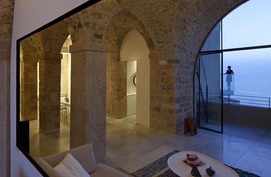 Sliding glass walls to usher in ventilation