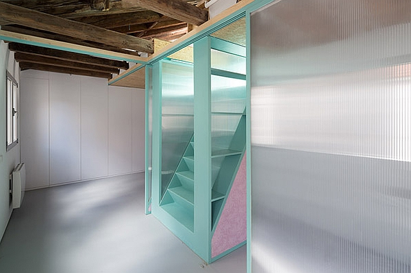 Smart moving partitions for open floor plan