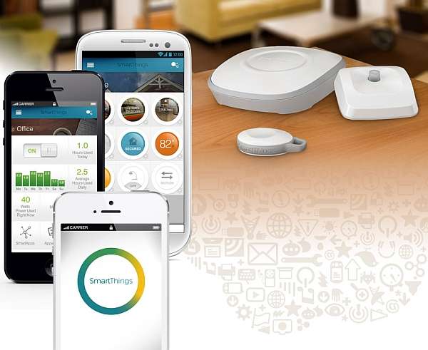 SmartThings for your modern home Smart Homes to Conquer the World: 10 Ways the Future Sounds Great