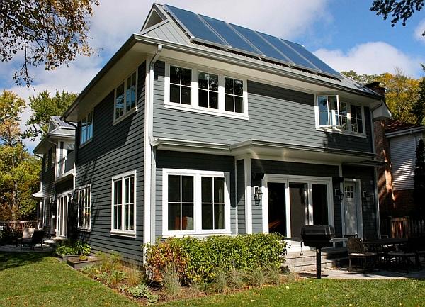 Solar panels help save up on energy bills