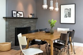 Modern Dining Table Chairs For Stylish Contemporary Homes