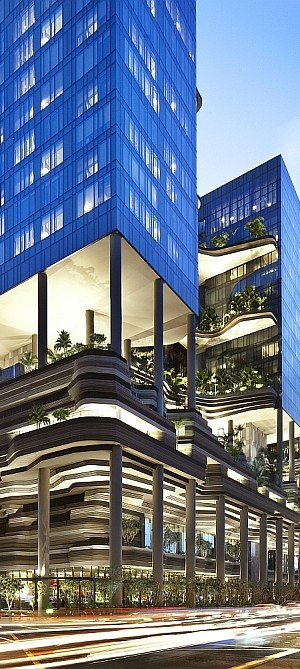 Stunning PARKROYAL on Pickering