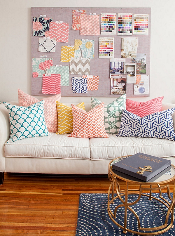 Swap between accents and colors with ease