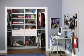 Attractive Closets Your Kids Will Love!