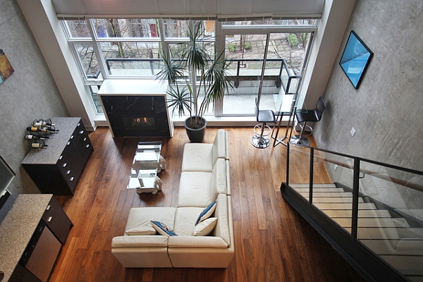Tribeca Lofts in Yaletown Vancouver, Canada