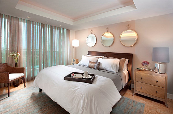 5 Easy Bedroom Makeover Ideas on Mirrors Next To Bed  id=58315
