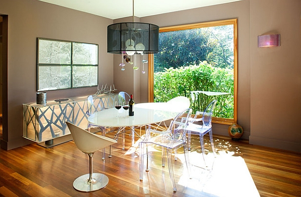 Modern Dining Table Chairs For The Stylish Contemporary Home Home Design