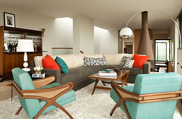 Retro Interior Design retro living room ideas and decor inspirations for the modern home