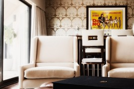 SPACES: Vintage Posters And Iconic Artwork To Enliven Modern Interiors