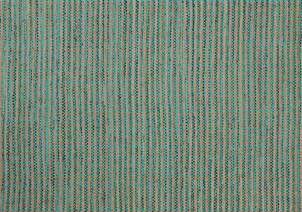 Woven organic rug