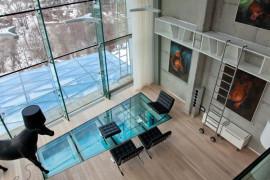 Fascinating Modern Architecture Presenting Unique Details: Zinc House