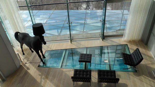 Zinc House by Horia Reit 2 Fascinating Modern Architecture Presenting Unique Details: Zinc House