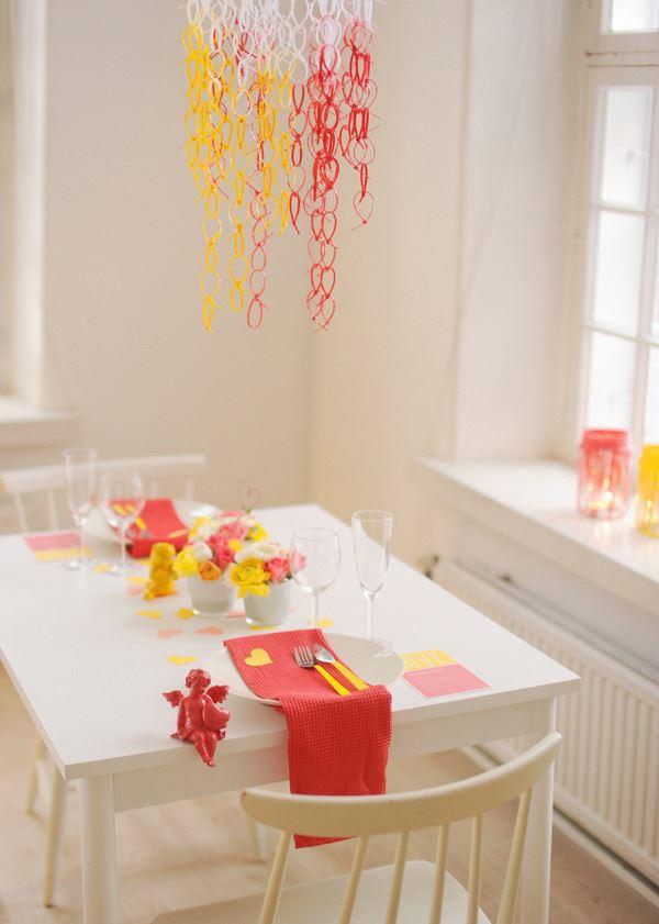 Easy diy valentine s day decorations