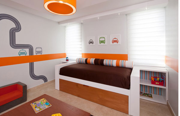 alvarez diaz villalon  Fantasy Beds For Kids: From Race Cars To Pumpkin Carriages!