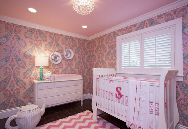 Paisley Patterns And Decor Ideas