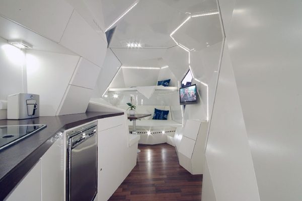 camper interior Amazing Homes for the Modern Nomad