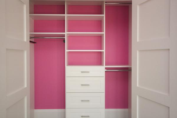 color closet