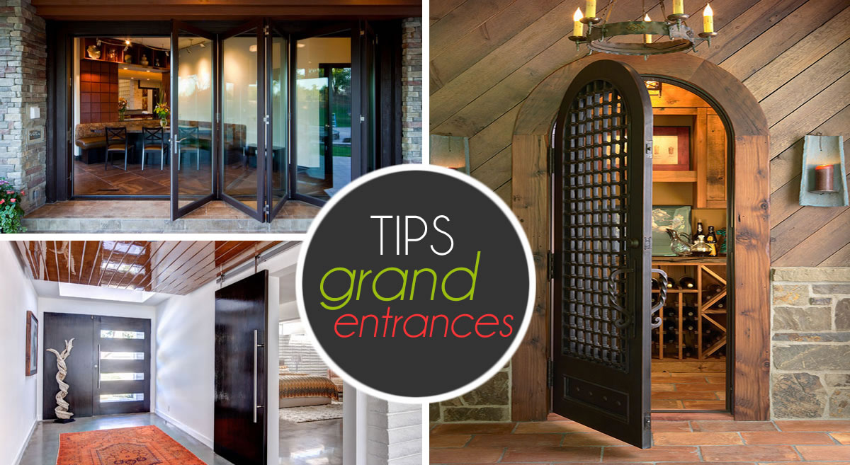 grand entrances Ideas To Help You Make A Grand Entrance!