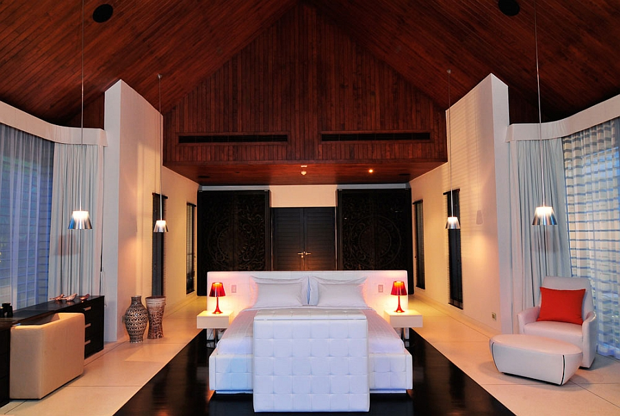 lavish villa in thailand with contemporary interior and amenities