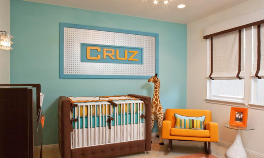 Tips On Creating A Happy Modern Nursery