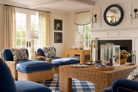Wicker Elements That Increase Decor Appeal