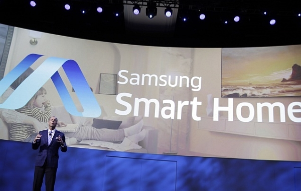 samsung smart home app unveiled at CES 2014