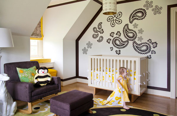 tobi fariley interior design A Little Paisley Never Hurt Anyone!