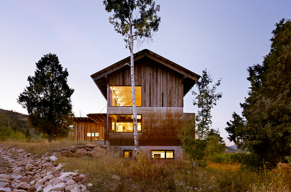 www.clbarchitects Defining Elements Of The Modern Rustic Home