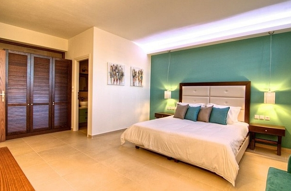Bedroom accent walls to keep boredom away - Pintura para habitaciones ...