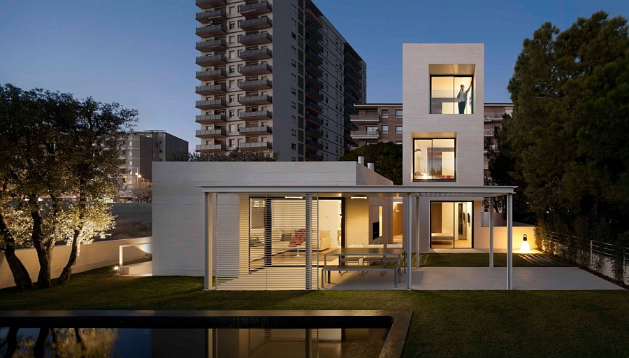 Beautiful contemporary home in Barcelona