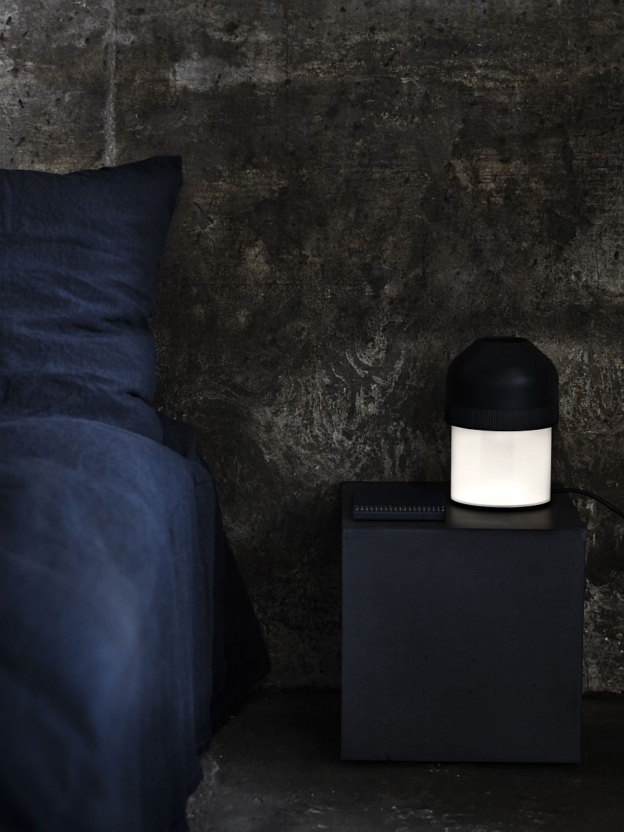 Cool LED Table Lamp designed by GamFratesi