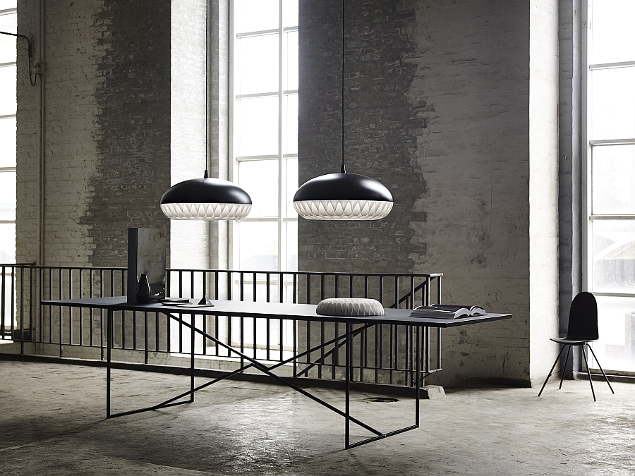 Cool pendant lights with scandinavian design