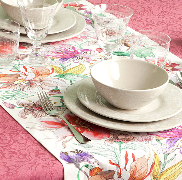 Superior View In Gallery Floral Table Runner