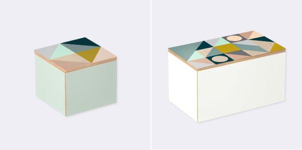 Geometric box