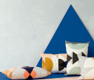 Geometric pillows from ferm LIVING