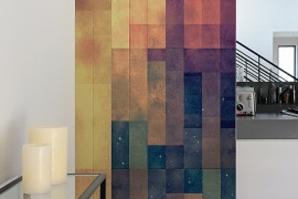 Geometric wall tile ideas for modern home