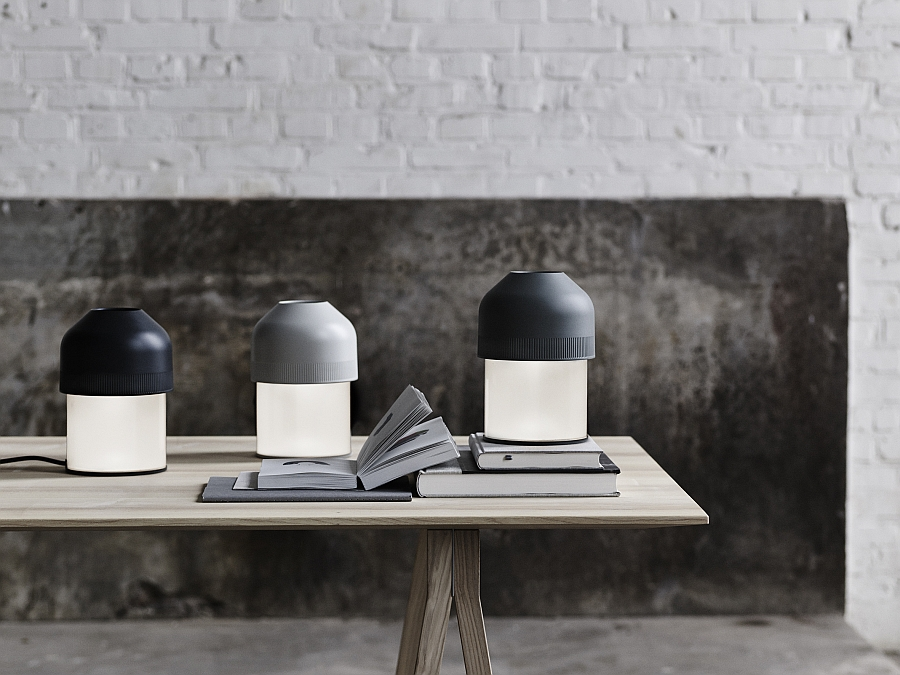 Gorgeous  Scandinavian LED Lamps by Lightyears