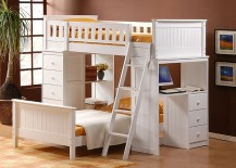 Gorgeous-bunk-bed-design-with-a-desk-underneath-217x155