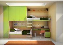 Imaginative-bunk-bed-design-with-a-built-in-desk-217x155