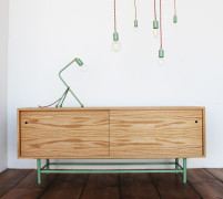 Lighting and furniture from Onefortythree