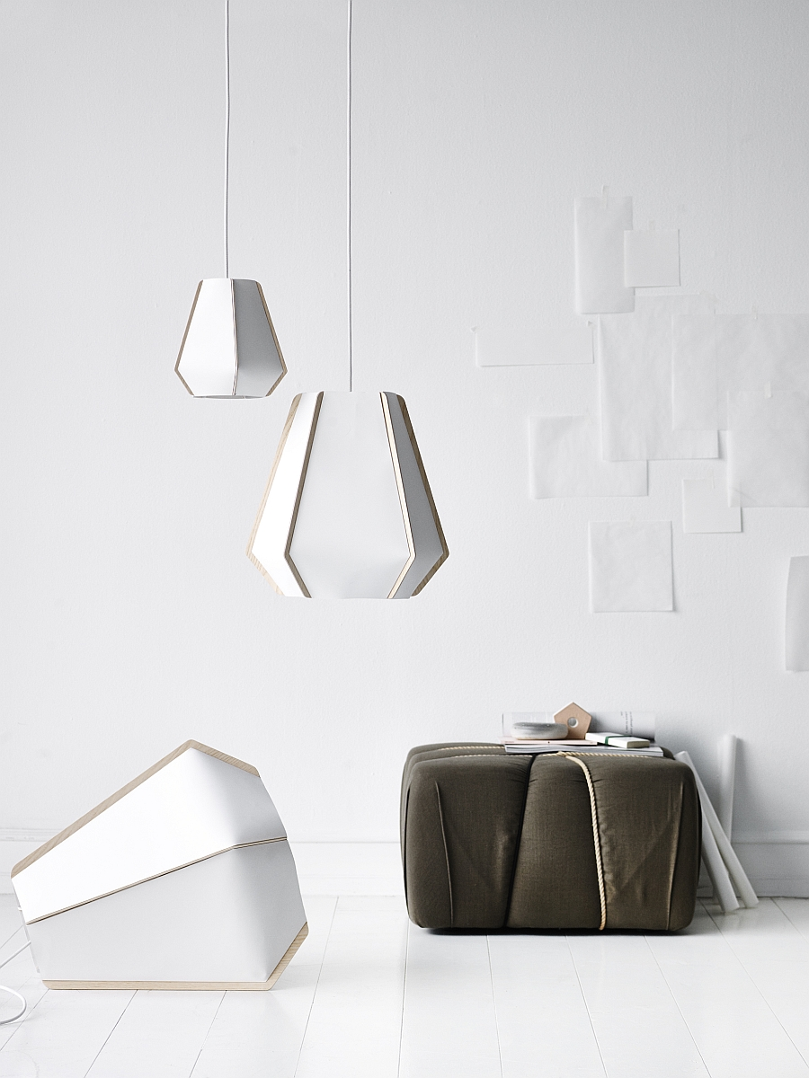 Lullaby Pendant lamp in three sizes