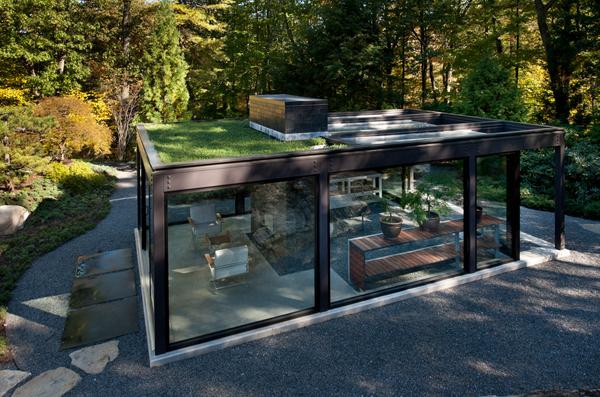 Modern Green house garden 3