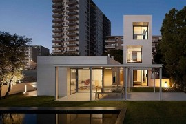 Fascinating Residence In Barcelona Enthralls With Its Minimal Design!
