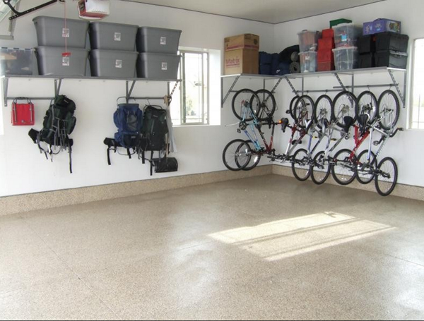 ideas for a garage apartment - Stylish Bike Storage Ideas For Your Home Garage
