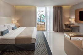 Boutique Beauty at the Red Sea: Orchid Reef Hotel, Eilat