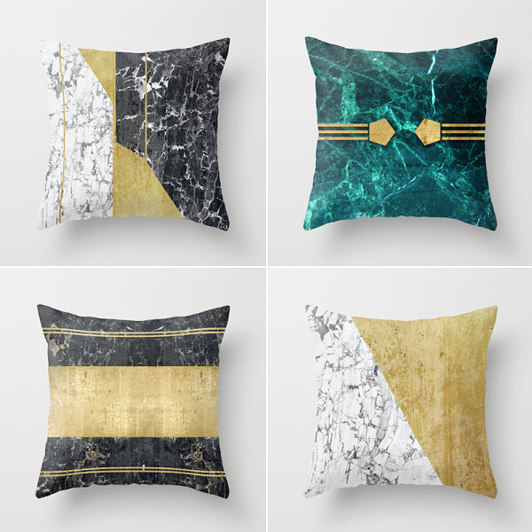Pillows featuring artwork by Simona Sacchi