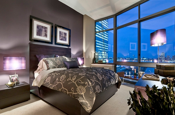 bedroom ideas with purple walls bedroom accent walls to keep boredom away 18171