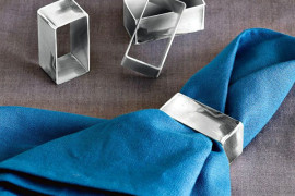 Elegant Napkin Rings That Add Style To Your Tabletop