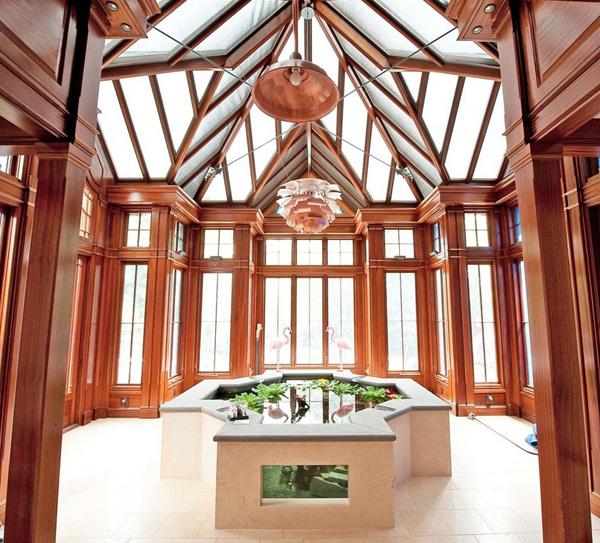 Spiritual greenhouse design 2
