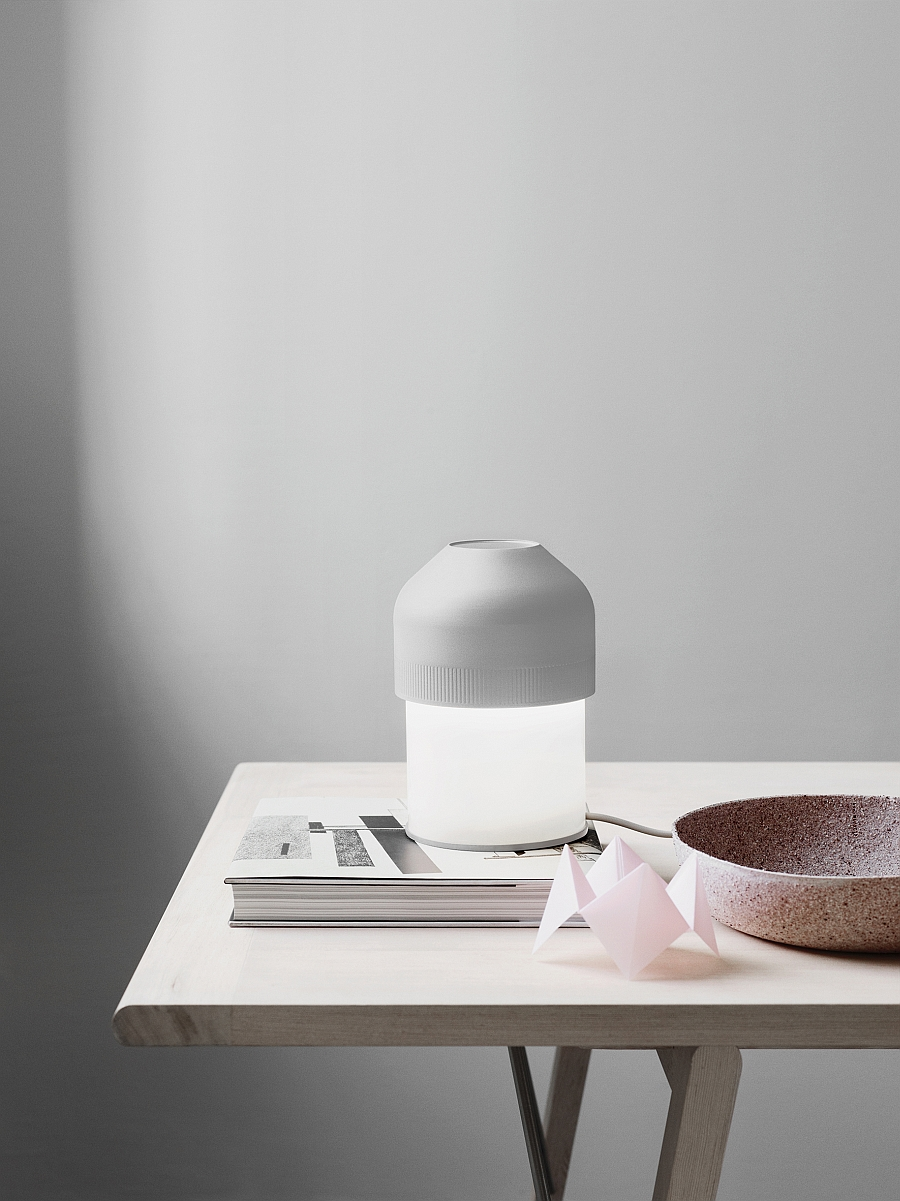 Stylish table lamp idea for the modern home